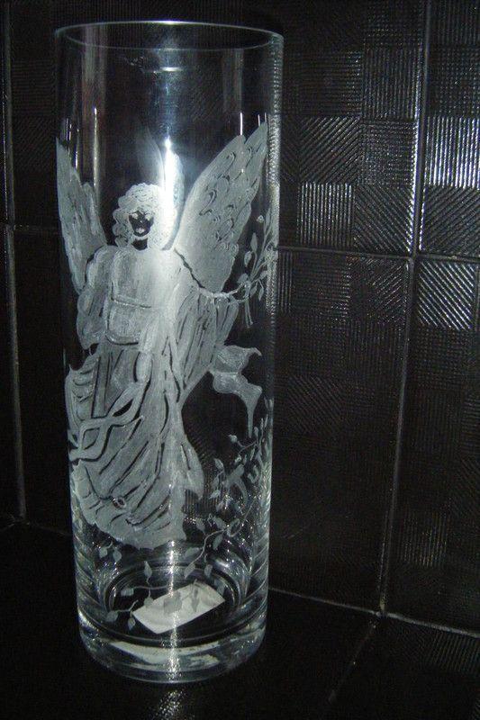 vase ange
