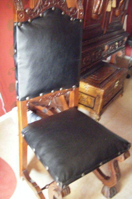 mes fauteuils